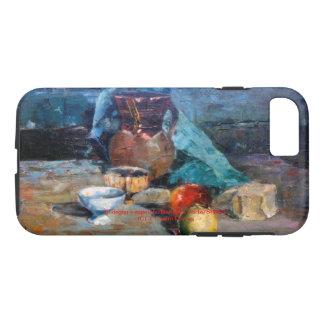Bodegón zu Spachtel/Natureza morta/Still life iPhone 8/7 Hülle
