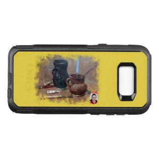 Bodegón zu Spachtel/Natureza morta/Still life OtterBox Commuter Samsung Galaxy S8+ Hülle