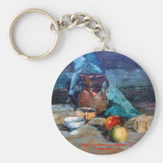Bodegón zu Spachtel/Natureza morta/Still life Schlüsselanhänger