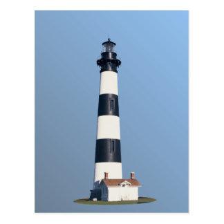 Bodie-Insel-Leuchtturm Postkarte