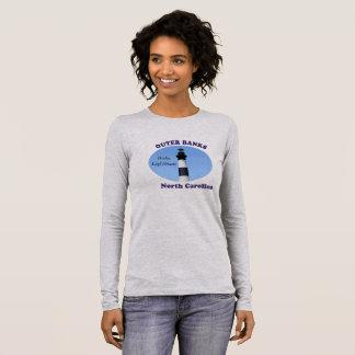 Bodie-Leuchtturm-äußere Banken - T - Shirt