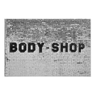 Body Shop Photographien