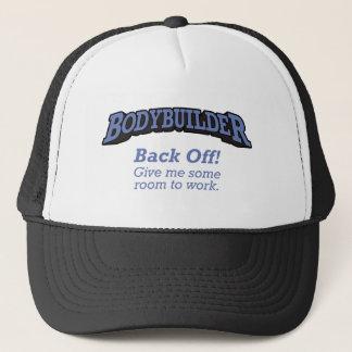 Bodybuilder/ziehen sich zurück truckerkappe