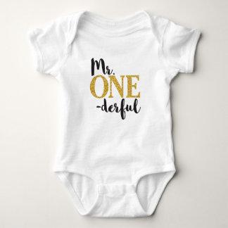 Bodysuit Herr-ONEderful Baby Jersey Baby Strampler