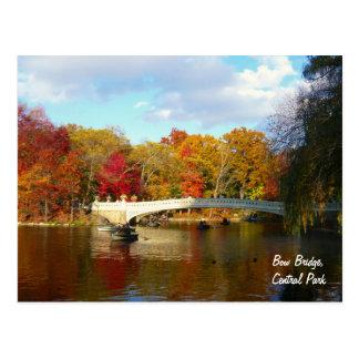 Bogen-Brücke Postkarte
