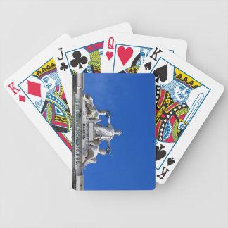 Bogen der Erlauchten Straße, des Lissabons, des Po Poker Karten