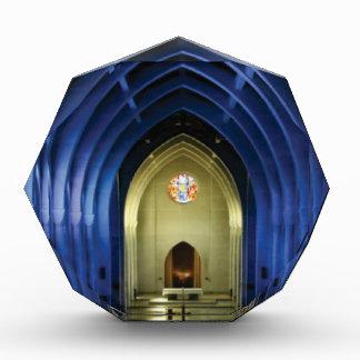 Bögen in der blauen Kirche Auszeichnung