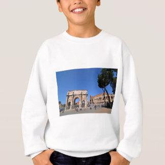 Bogen in Rom, Italien Sweatshirt