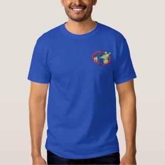 Bogen-Jagd Besticktes T-Shirt