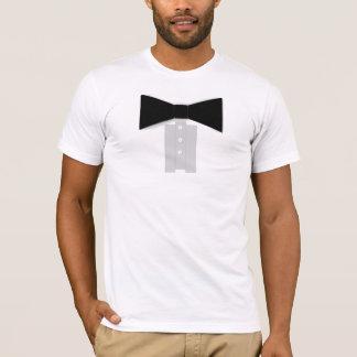 Bogen-Krawatten-T - Shirt