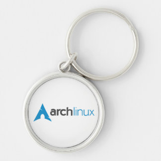 Bogen-Linux-Logo Schlüsselanhänger