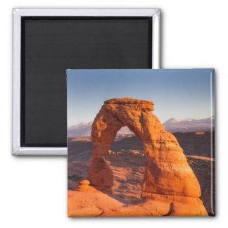 Bogen-Nationalpark - empfindlicher Bogenmagnet Quadratischer Magnet