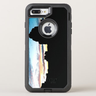 Bogen-Nationalpark-La-Salz-Gebirgsstandpunkt SU OtterBox Defender iPhone 8 Plus/7 Plus Hülle
