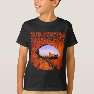 Bogen-Nationalpark scherzt T - Shirt