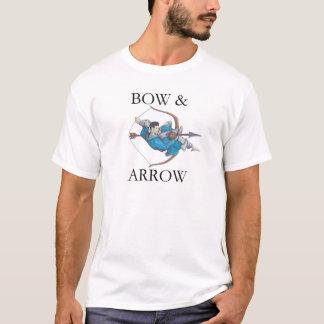 Bogen u. Pfeil T-Shirt