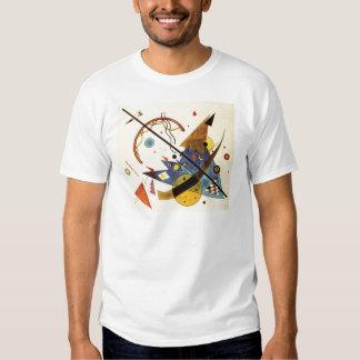 Bogen und Punkt Tshirt