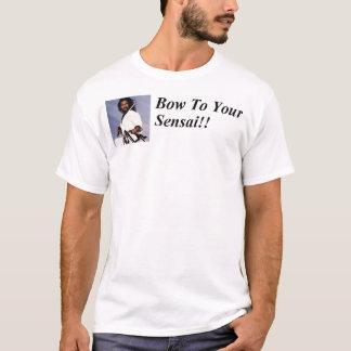 Bogen zu Ihrem sensai T-Shirt
