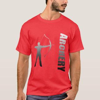 Bogenschießen London zu Rio- de T-Shirt