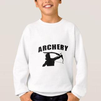 Bogenschießen - Mann Sweatshirt