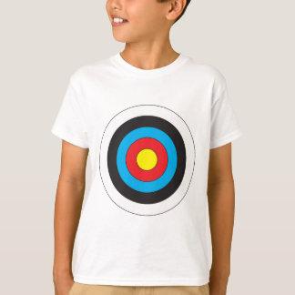 Bogenschießen-Ziel T-Shirt