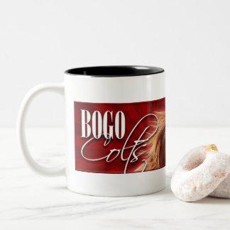 BOGO Explosions-Tasse Zweifarbige Tasse