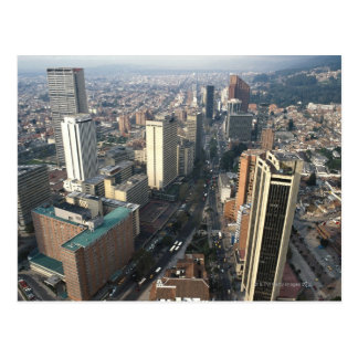 Bogota, Kolumbien Postkarte