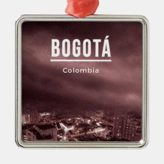 Bogota, Kolumbien Silbernes Ornament