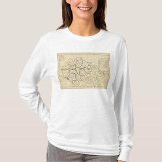 Böhmen, Moray, Österreicher Schlesien T-Shirt