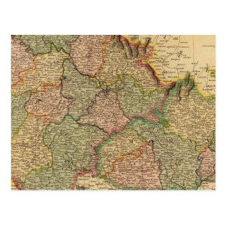 Böhmen, Moray Postkarte
