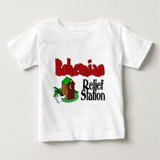 Böhmische Entlastungs-Station Baby T-shirt