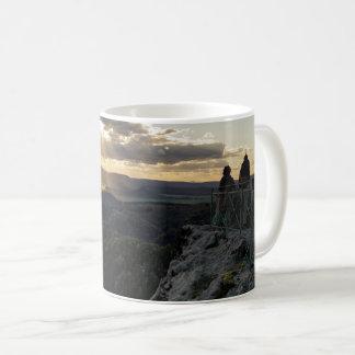 Böhmische Schweiz landschaftliches Ansicht-Foto Kaffeetasse
