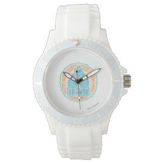 Böhmisches Plätzchen-Monster Armbanduhr