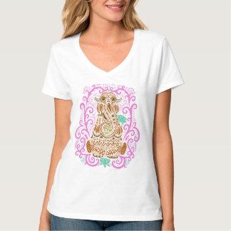 Böhmisches Snuffleupagus T-Shirt