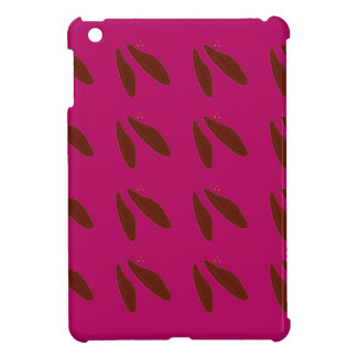 Bohnen auf Rosa iPad Mini Hülle