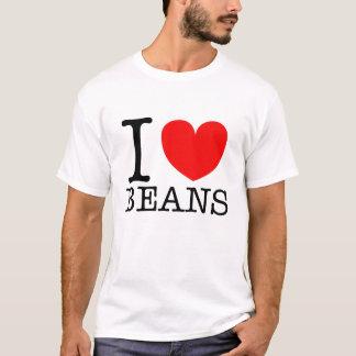 Bohnen des Herzens I T-Shirt