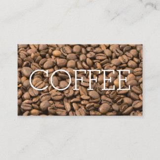 Beans Simple Big Word Coffee Loyalty