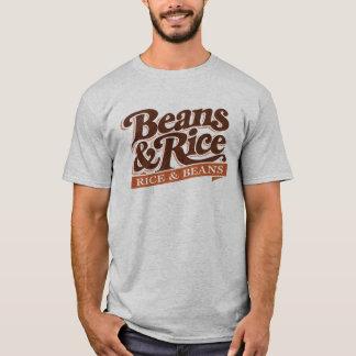 Bohnen und Reis-(Reis und Bohnen) T - Shirt