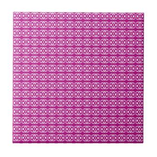 Boho Basar, Mischung u. Match-Trauben-Muster Kleine Quadratische Fliese