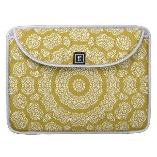 Boho Basar-Musivgold-Muster Sleeves Für MacBooks