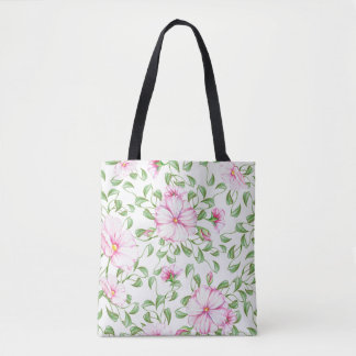 Boho Blumendruck-Taschen-Tasche Tasche