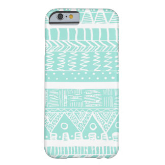 Boho tadelloser Azteke Barely There iPhone 6 Hülle