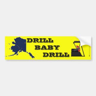 Bohrgerät-Baby-Bohrgerät-Autoaufkleber