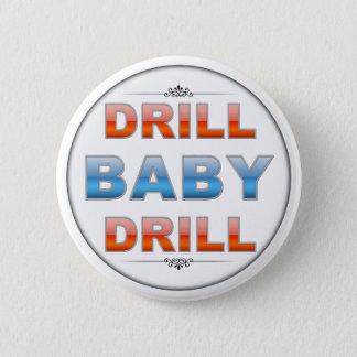 Bohrgerät-Baby-Bohrgerät Runder Button 5,1 Cm