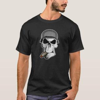 Bohrgerät Sargent Schädel T-Shirt