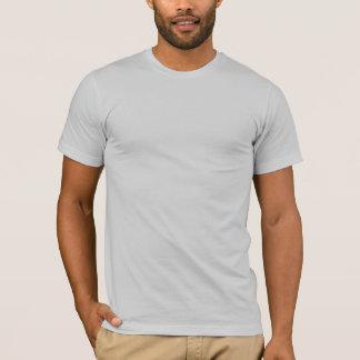 Bohrgerät-T - Shirt-Uncle Sam - Hinter T-Shirt