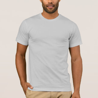 Bohrgerät-T - Shirt-Uncle Sam Rückseite T-Shirt