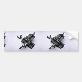 Bohrgerätpresselaster Auto Sticker
