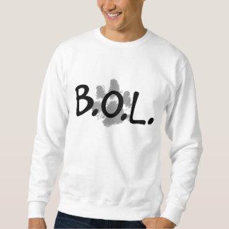 BOL Sweatshirt, für den Hundeliebhaber! Sweatshirt