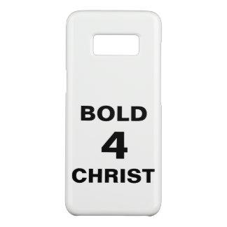 """""""Bold4Christ"""" Samsung Kasten Galaxie-S8 Case-Mate Samsung Galaxy S8 Hülle"""