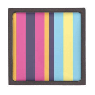 Bolivianische Streifen Schachtel